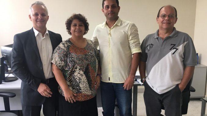 Parceria entre Prefeitura de Mossoró e Governo discute capacitação de servidores municipais