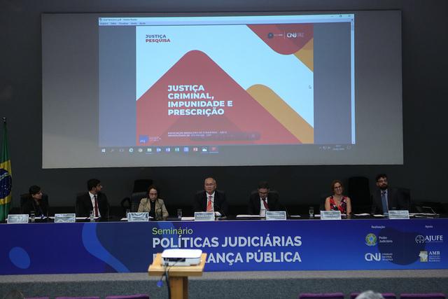 Pesquisa mapeia tramitação de processos de corrupção na Justiça