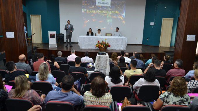 Prefeitura de Mossoró capacita gestores para aplicação do orçamento 2019