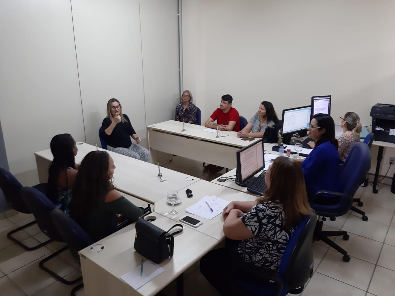 TJRN realiza audiência com auxílio de intérprete de Libras