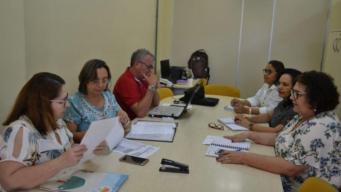 Comissão conclui levantamento para realização de concurso da Educação