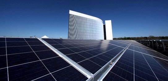 Meio ambienteenergia solar supre 15% no Tribunal Superior Eleitoral