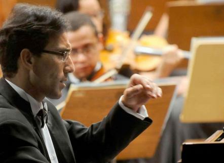 Pianista Álvaro Silviero se apresenta em Mossoró em maio