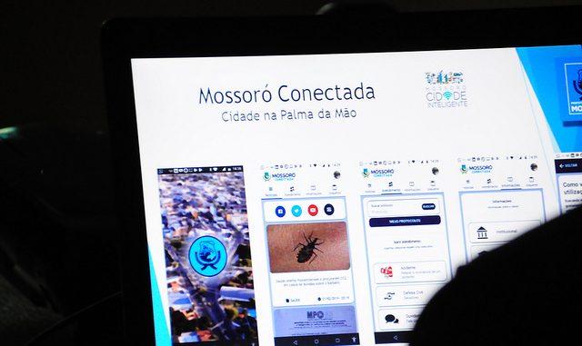 Prefeitura de Mossoró oferta serviços através de aplicativo