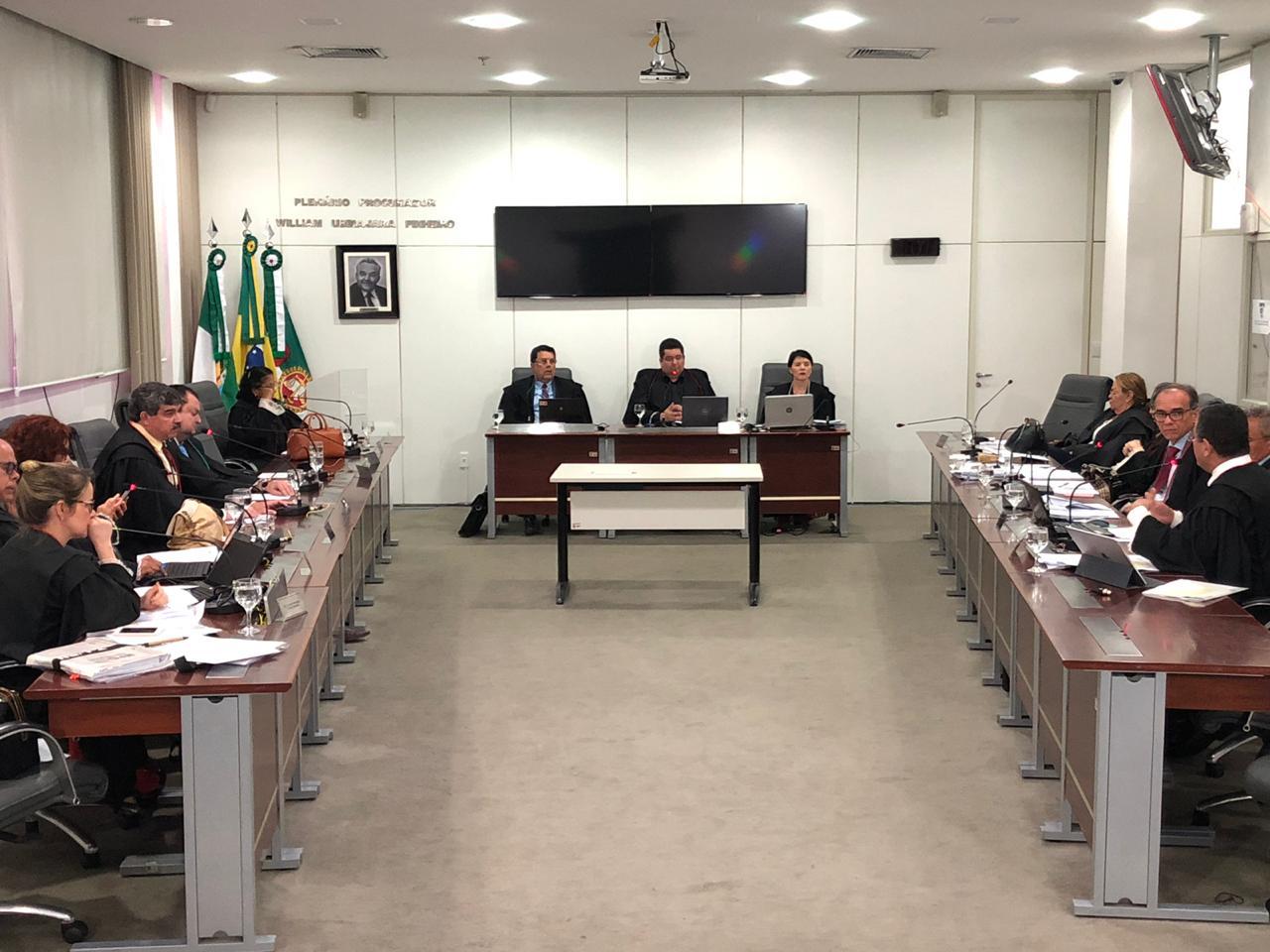 Colégio de Procuradores do MPRN homologa resultado da eleição para PGJ