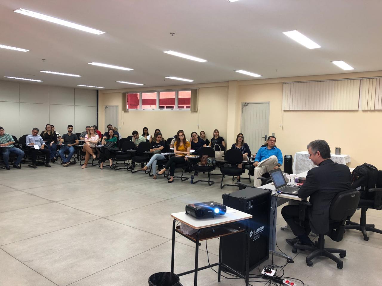 Esmarn realiza curso de atualização Jurisprudencial Penal