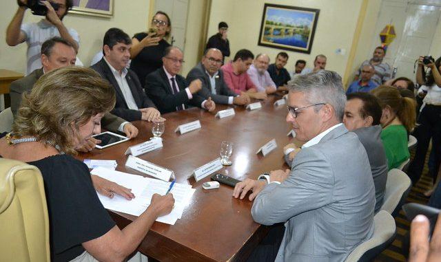 Mossoró formaliza termo de cooperação para criação do Parque Tecnológico