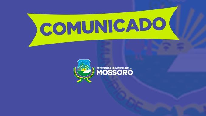 Prefeitura de Mossoró esclarece que é falsa informação sobre realização de concurso público