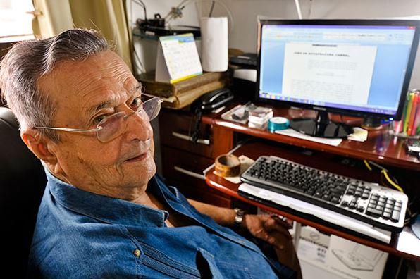 Morre em Natal o historiador e escritor Lenine Pinto, aos 89 anos