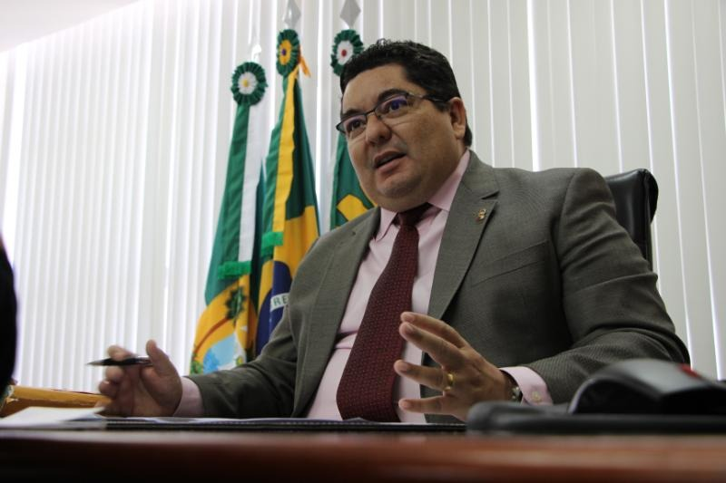 Promotor de Justiça Eudo Leite toma posse como chefe do MPRN nesta terça-feira