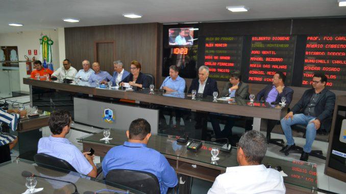 """""""A nossa expectativa é um grande investimento em Mossoró"""", diz presidente da Petrorecôncavo"""
