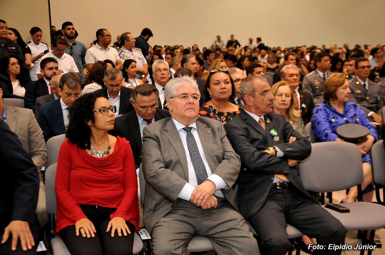 Câmara participa das homenagens aos 185 anos da Polícia Militar do RN