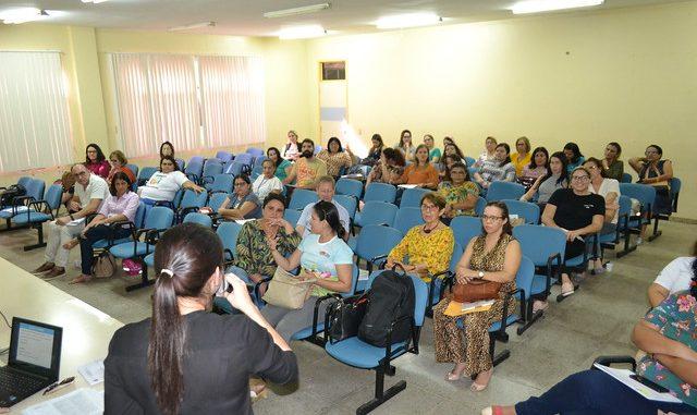 Desenvolvimento Social de Mossoró realiza capacitação para profissionais do SUAS