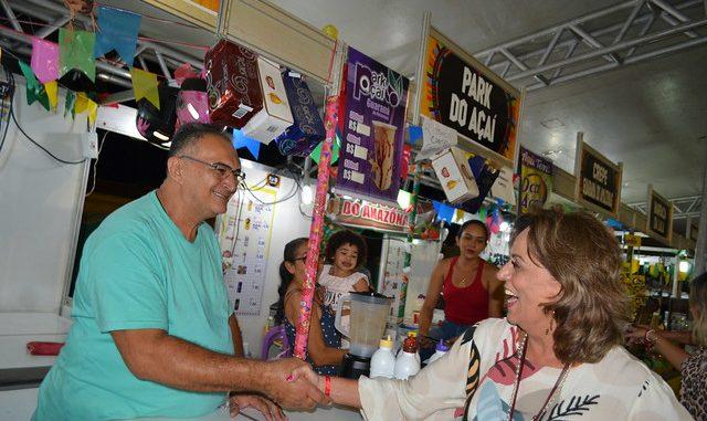 Donos de Barracas comemoram sucesso de vendas no Mossoró Cidade Junina