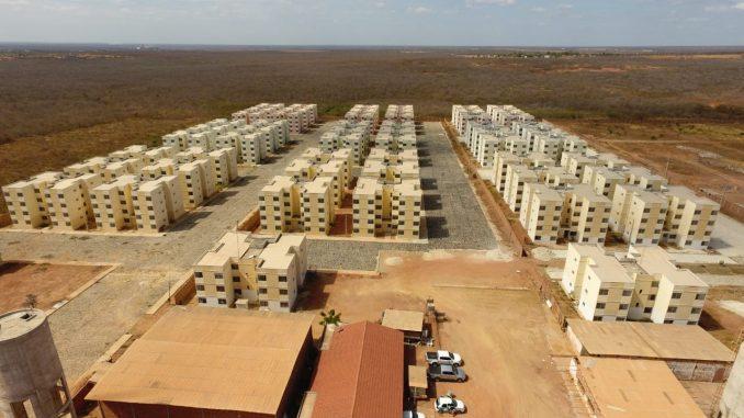 Em Brasília, prefeita Rosalba trata sobre habitação e obras de esgotamento sanitário