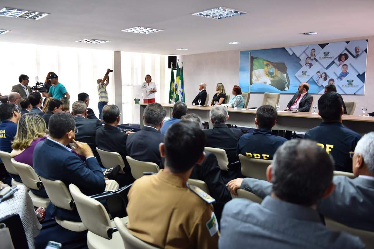 Governo e PF firmam acordo para combate ao crime organizado_Elisa Elsie (3)