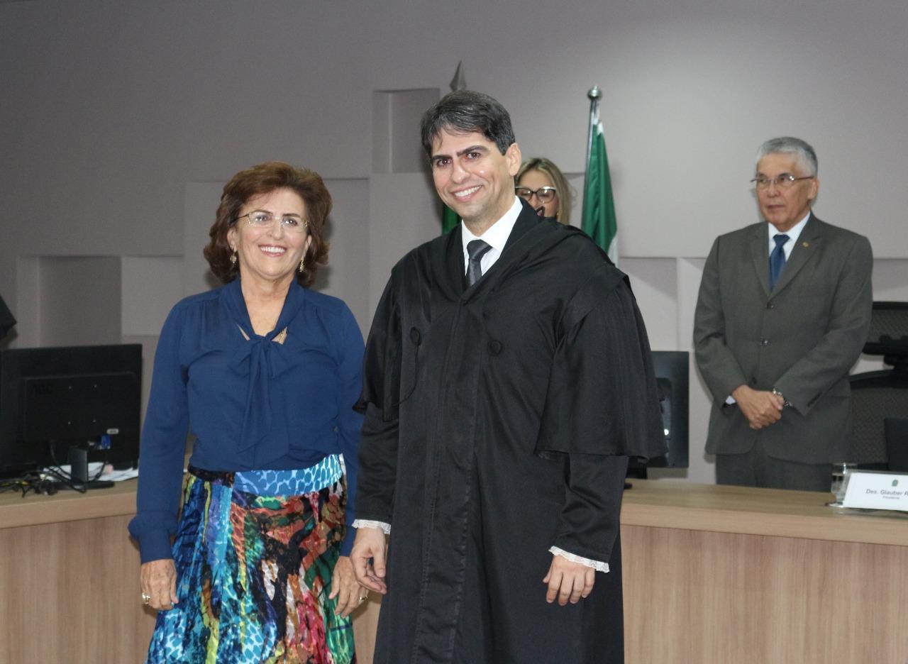 Juiz Federal Carlos Wagner Dias assume no TRE-RN
