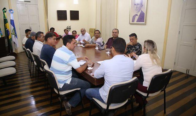 Mossoró se reúne com líderes comunitários do grande Santo Antônio
