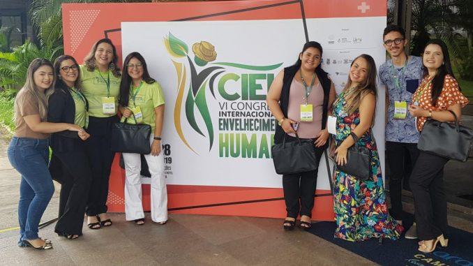 PREVI Mossoró participa do VI Congresso Internacional de Envelhecimento Humano com 11 trabalhos