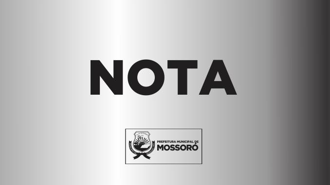 Prefeitura de Mossoró decreta luto oficial pela morte do ex-presidente da Câmara Municipal Chico Borges