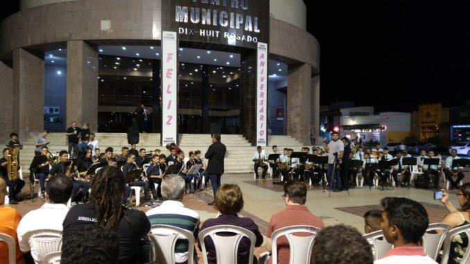 3° Encontro de Bandas de Música em Mossoró fortalece cultura de bandas filarmônicas da região
