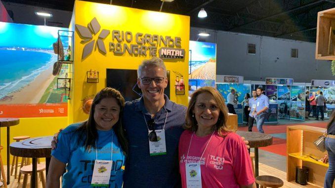 Desenvolvimento Econômico de Mossoró participa da maior feira de turismo do interior de São Paulo