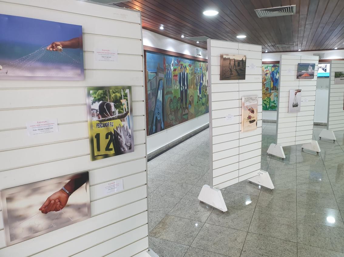 Assembleia recebe exposição fotográfica com cenários potiguares
