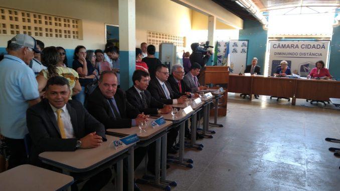Aprovado projeto de lei que autoriza a Prefeitura de Mossoró realizar financiamento