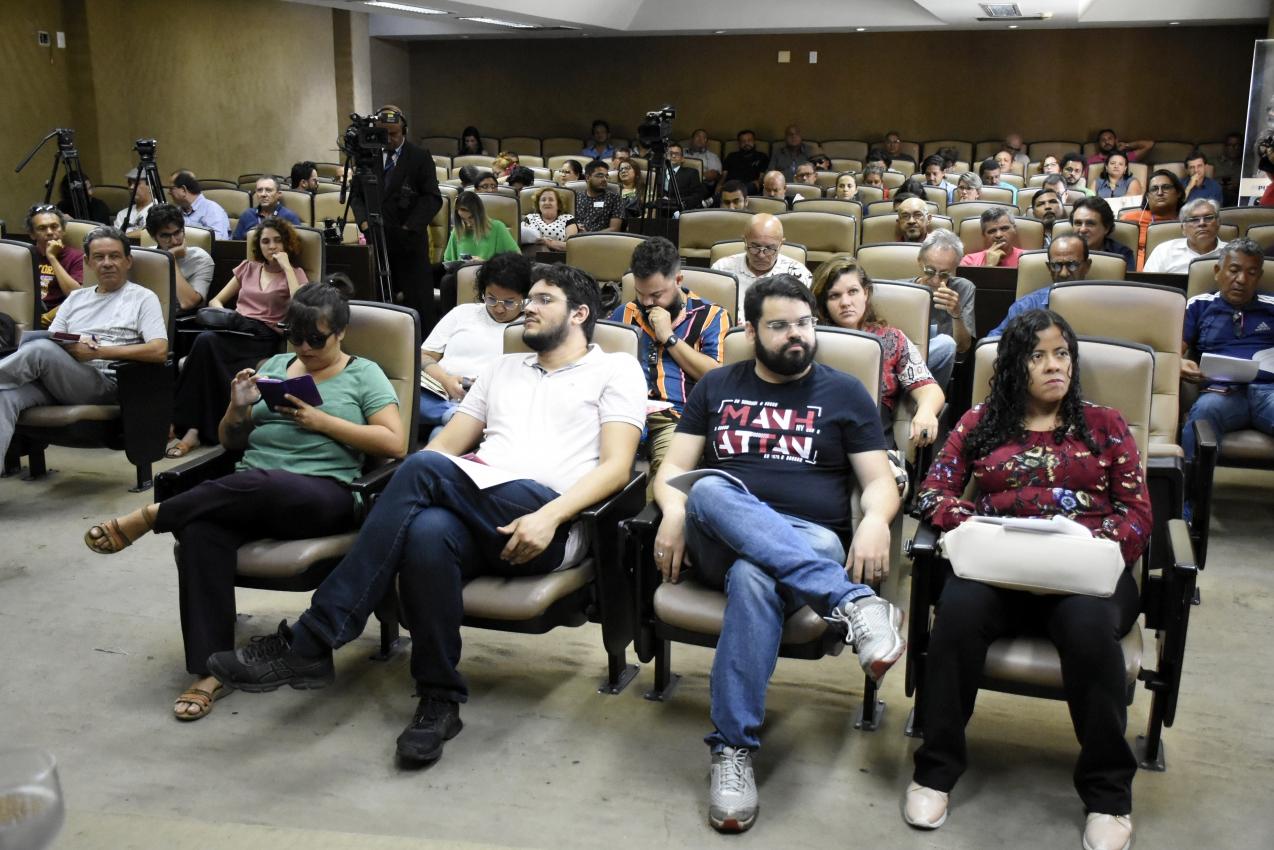Audiência pública no Legislativo discute Plano Estadual de Cultura