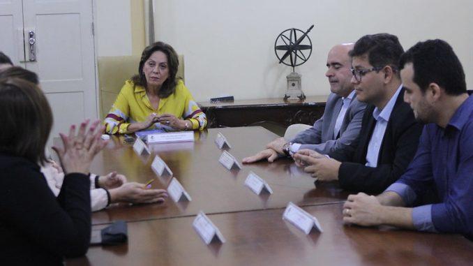 Mossoró firma termo de cooperação com MP e UFERSA para implantação de projeto que visa solução consensual de conflitos