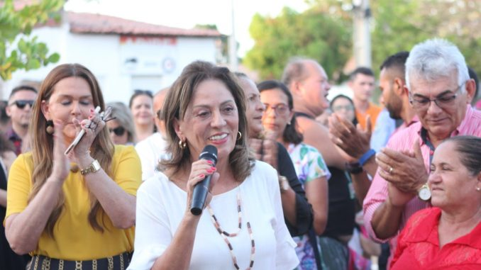 Reforma da praça Luiz Gonzaga Sobral em Mossoró é entregue a população