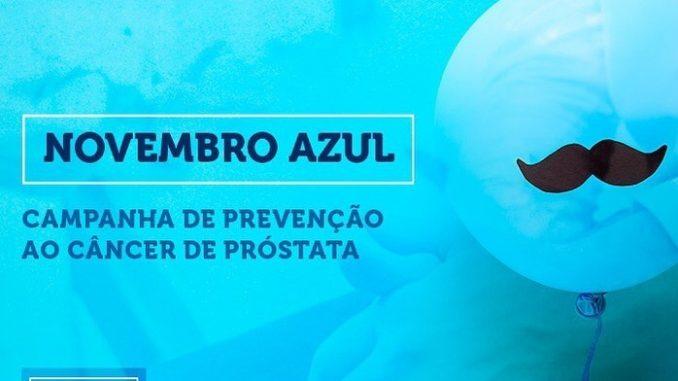 Secretaria de Saúde em Mossoró divulga início da programação do Novembro Azul
