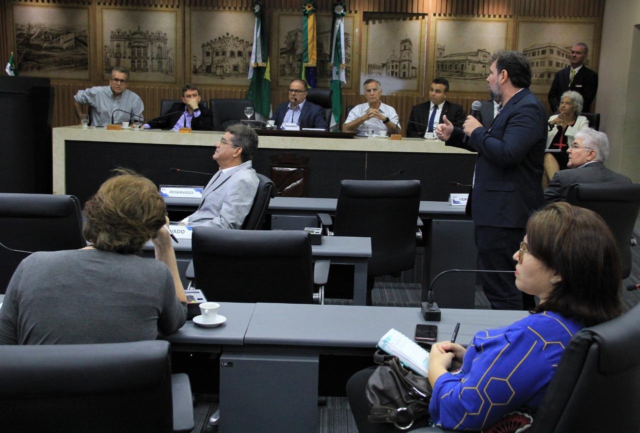 Áreas Especiais são tema do Fórum de Debates sobre Plano Diretor