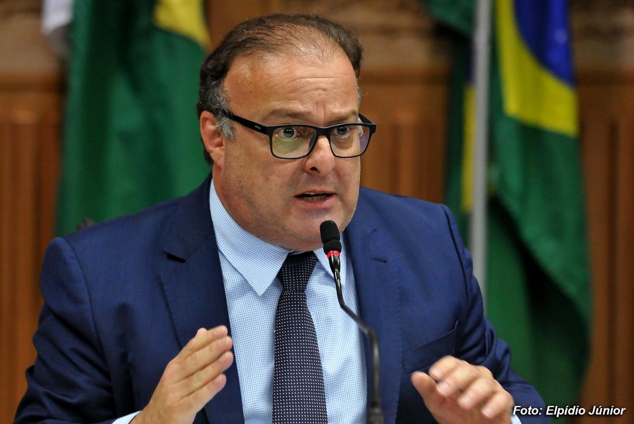 Paulinho Freire, presidente da Câmara de Natal, devolverá R$ 5,5 milhões à Prefeitura