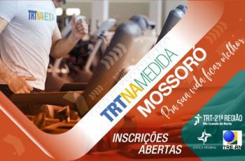 Abertas as inscrições para a edição do TRT na Medida que será realizado em Mossoró