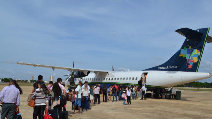 Aeroporto de Mossoró registra mais de 35 mil passageiros desde reativação dos voos