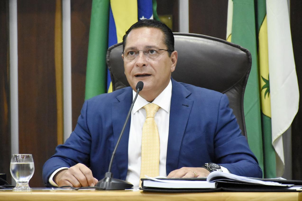 Ezequiel Ferreira parabeniza Rogério Marinho por assumir Ministério