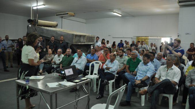 Indústria de pescado inaugura frigorífico e deve gerar centenas de empregos diretos em Mossoró