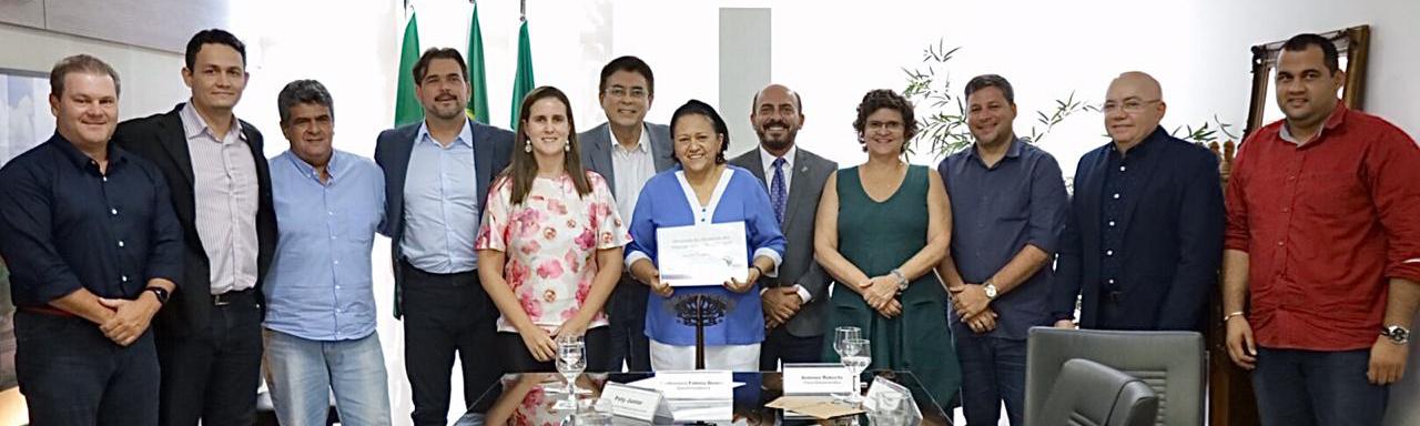 Governo e TCE discutem parceria para realização de evento inédito no RN