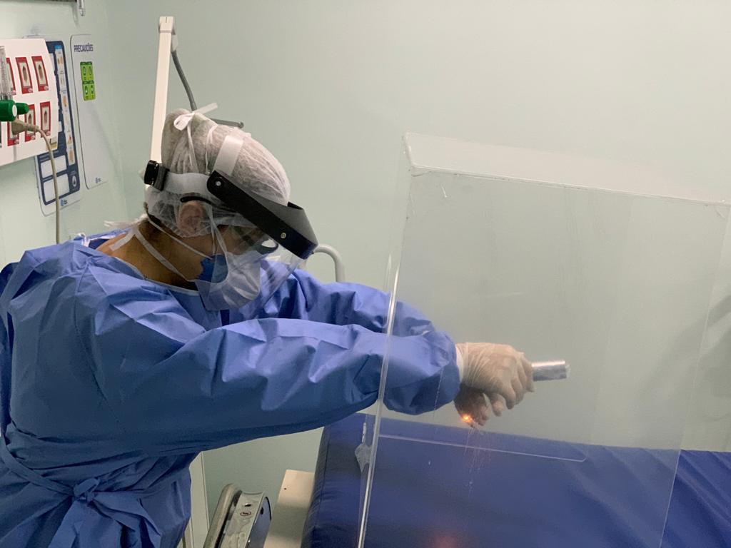 Hapvida inova em dispositivo de proteção médicano combate à Covid-19 (1)