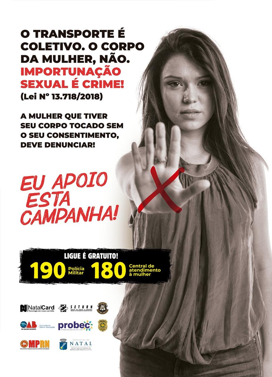 Seturn articula campanha para combater crime de importunação sexual no transporte coletivo e violência doméstica (1)